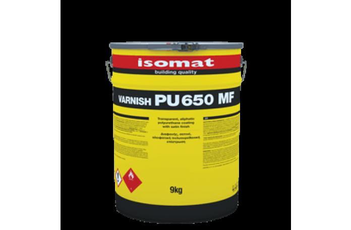 Варниш ПУ 650 МФ - хидроиз. и защита на повърхности 4кг