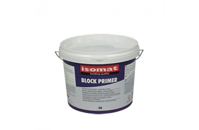 Блок Праймър Акрилен запечатващ грунд на водна основа 3 кг