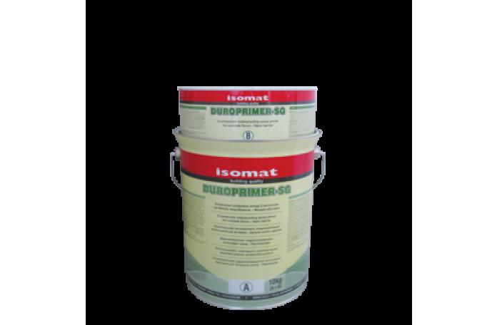Дуропраймър SG - Двукомпонентен епоксиден грунд за бетонни подове 10кг.
