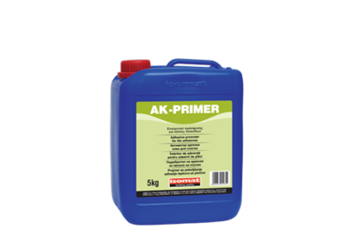 Изомат АК-Праймър подобрител адхезия на лепила - 5кг