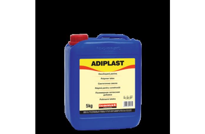 Адипласт - синтетична смола за мазилки, 5кг.