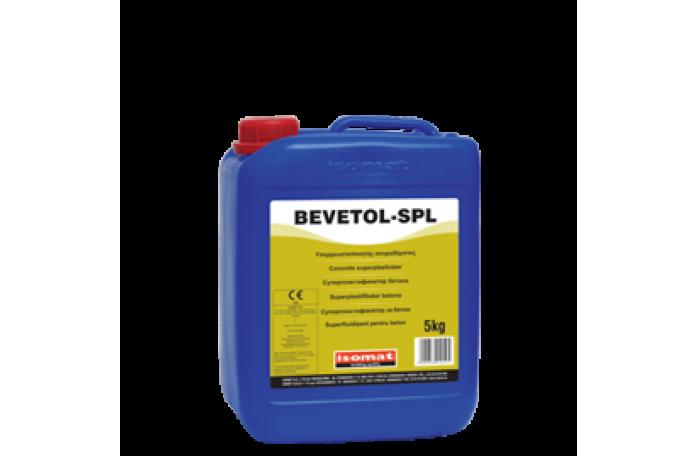 Беветол СПЛ - пластификатор за бетон, 5кг