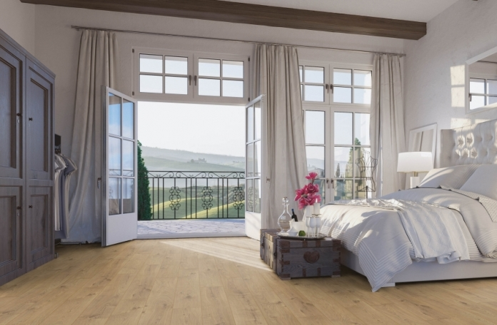 Ламиниран Паркет на Кронотекс, My Floor 12 мм, Серия Villa (1201)