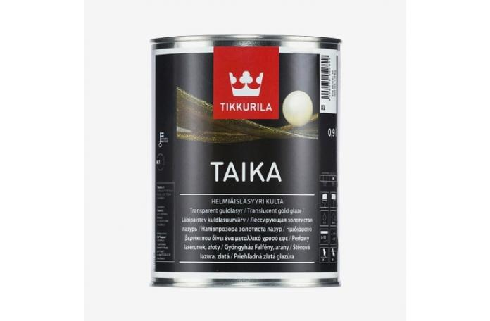 TAIKA KL Перлена глазура - златиста 0,9 л