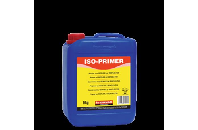 ISO-PRIMER - грунд за еластична хидроизолция, бял - 20кг.