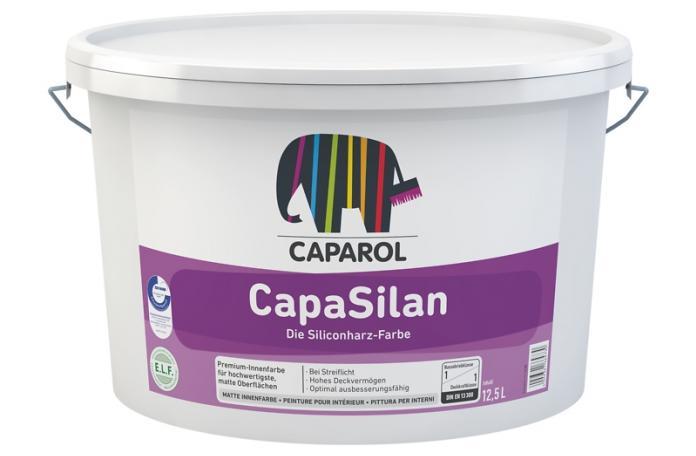 CapaSilan 12.5л -  Силиконова боя за интериорна употреба