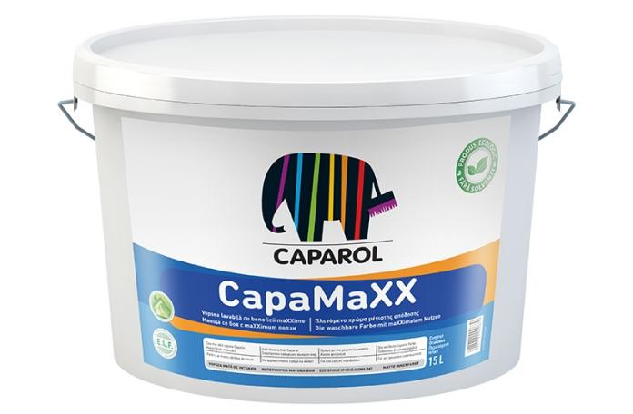 CapaMaxx Б1 10л - вододисперсионна матова боя