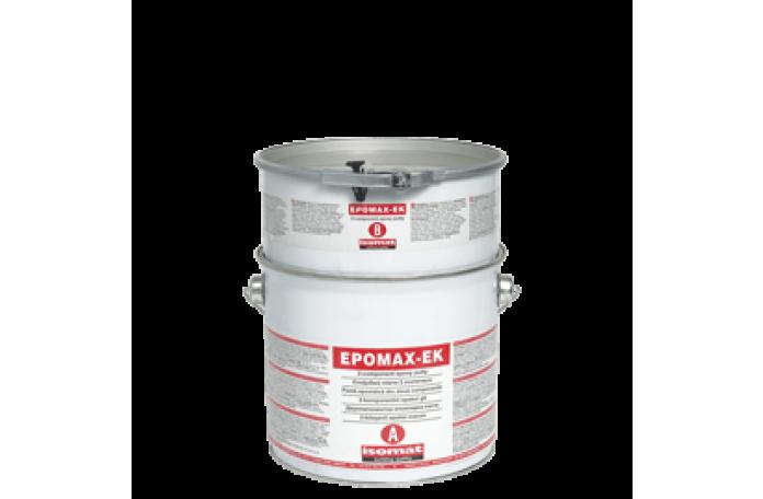 Епомакс ЕК - епоксидна смола за шпакловане и лепене, 4кг