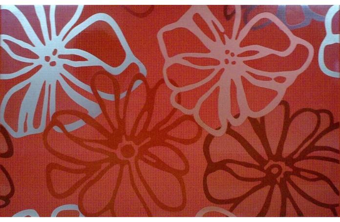 Декор Fresh Fly Rojo 25/40 K250 1кач.
