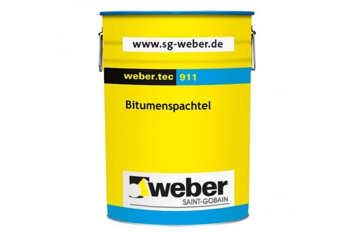 weber.tec - битумна хидроизолационна паста 14 кг