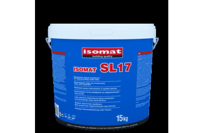 Изомат СЛ 17 еластична хидроизолация под плочки - 5кг