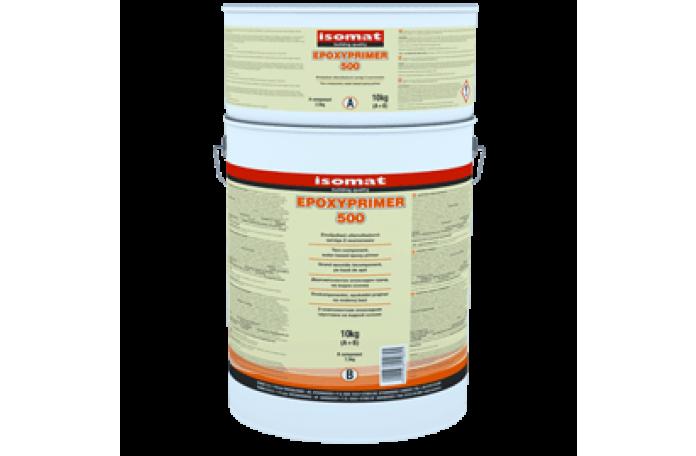 Епоксипраймър 500 - епоксиден грунд на водна основа 1кг