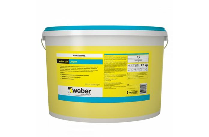 Weberpas S700 Aкрилен грунд за мазилка 25кг