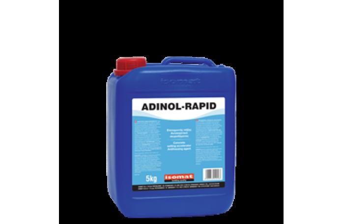 Адинол рапид - ускорител на свързването на бетон, 5кг