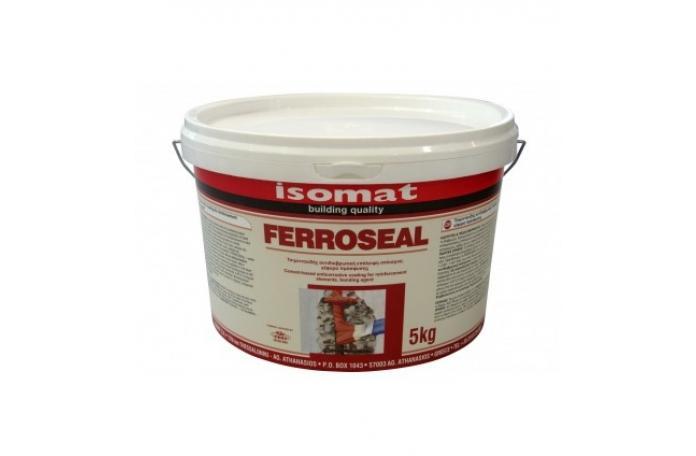 Феросил - циментова антикорозионна запечатка, 5кг