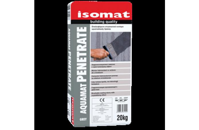 Аквамат Penetrate - циментова хидроизолация - 20кг