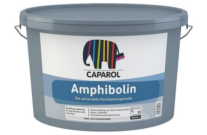 Инт./екст. многофункционална боя Амфиболин Б3, 4,7л