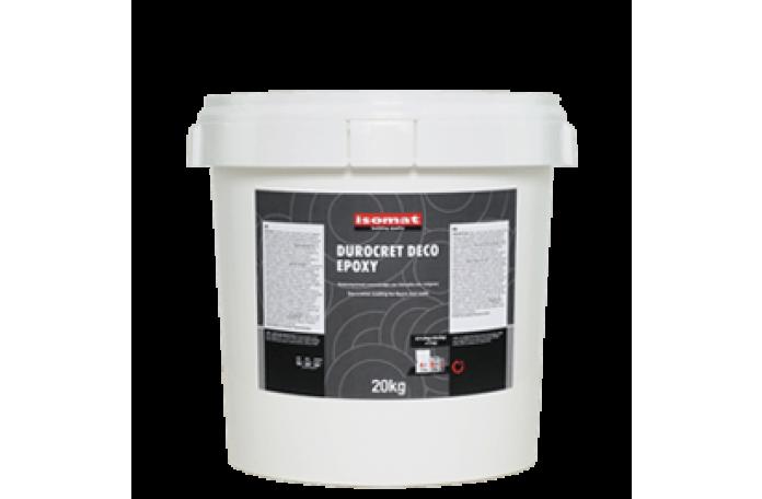 Дурокрет-Деко Епокси декоративно цименто-епоксидно покритие сиво, 20кг
