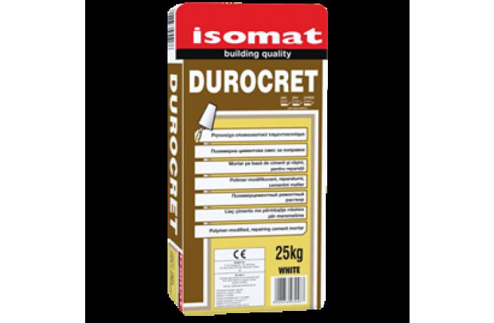 Дурокрет - полимерна циментова смес, брик 25кг