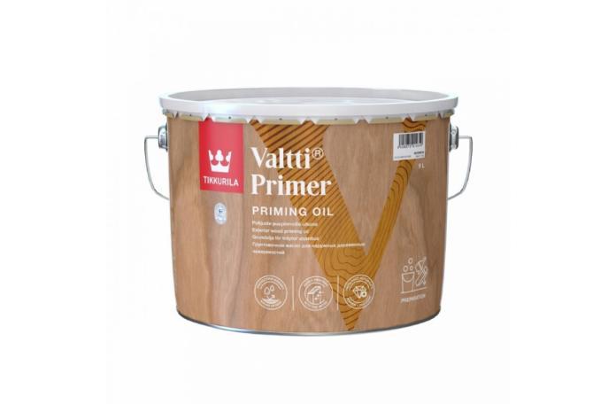 VALTTI PRIMER 9L Грундиращо масло за дърво