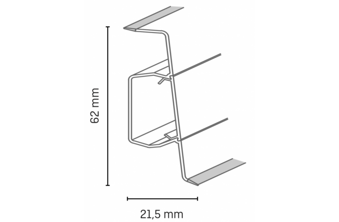 Схема перваз SLK 60 Q
