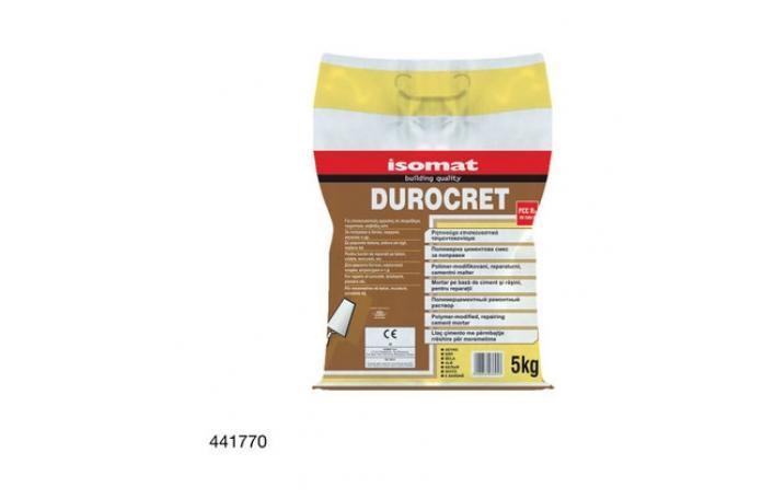 Дурокрет - полимерна циментова смес, брик 5кг