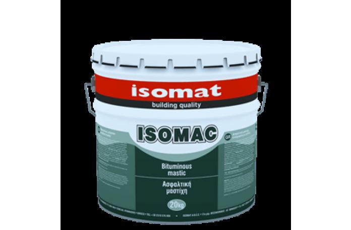 Изомак - битумно-каучуков мастик - 20кг