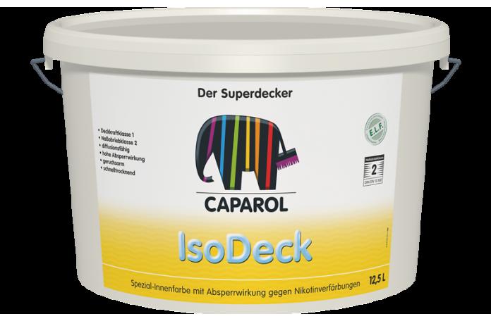 IsoDeck 12,5л - Боя, осигуряваща защита от появата на никотинови петна