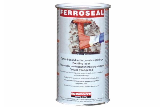 Феросил - циментова антикорозионна запечатка, 1кг