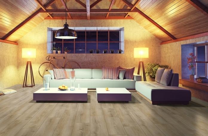 Ламиниран Паркет на Кронотекс, My Floor 8 мм, Серия Superior (3903)
