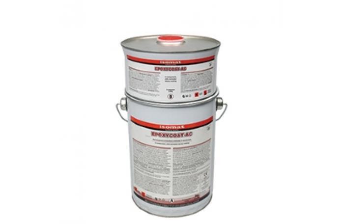 Епоксикоут - АС, двукомпонентен епоксиден грунд - 8 кг.