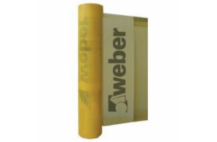 Webertherm Мрежа за топлоизолация R117 Вебер 145гр. , 55кв.м. ролка