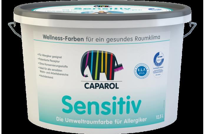 Caparol Sensitiv 12,5 - Дисперсионна интериорна боя