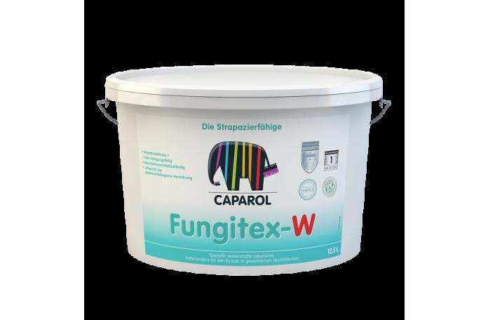 Fungitex-W 12,5л - Боя с фунгицидно действие на латексова основа
