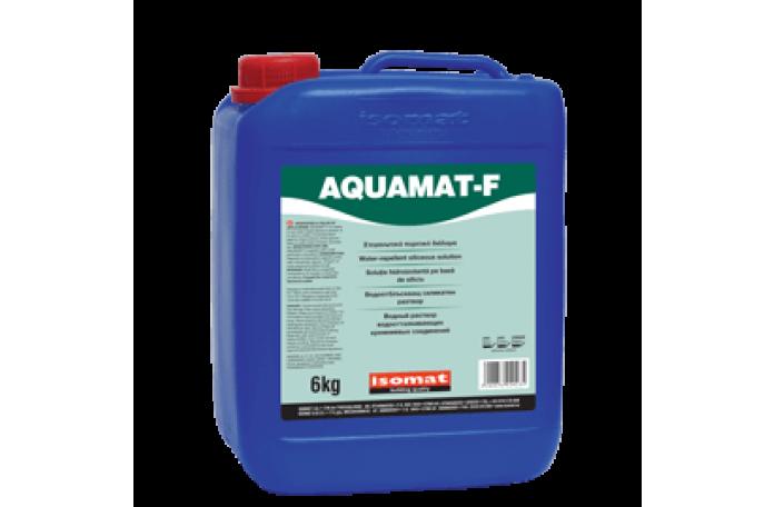AQUAMAT F - водозащитен пиритен разтвор - 6кг.