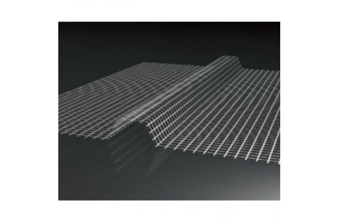 webertherm Профил за шлици<br/>PVC000030, 2 м
