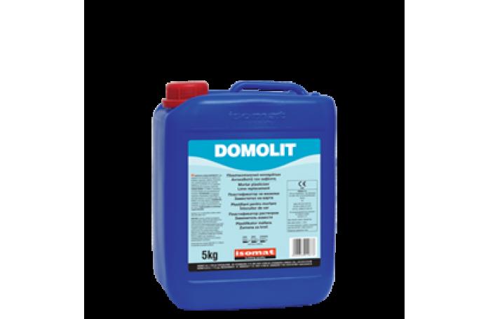 Домолит - пластификатор за замазки и мазилки - 1кг