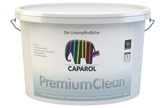 Premium Clean 5л - Дисперсионна боя