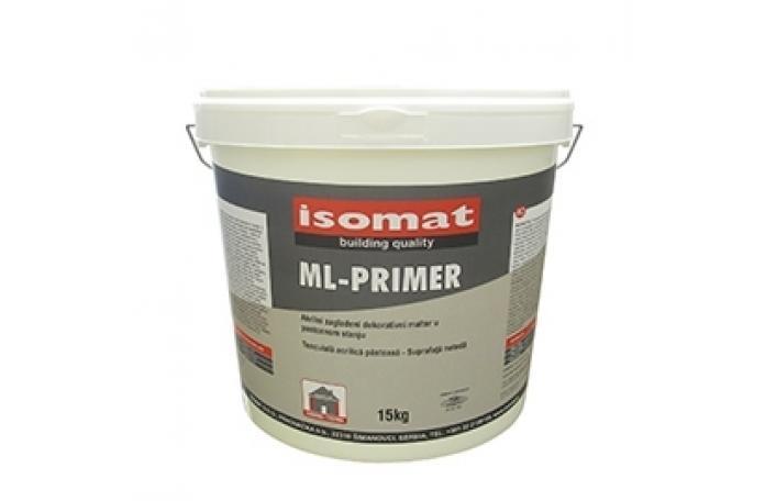 МЛ праймър - акрилен грунд на водна основа 5 кг