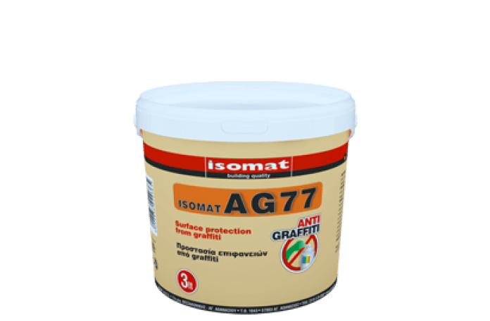 Изомат AG 77 парафинова емулсия, 3л