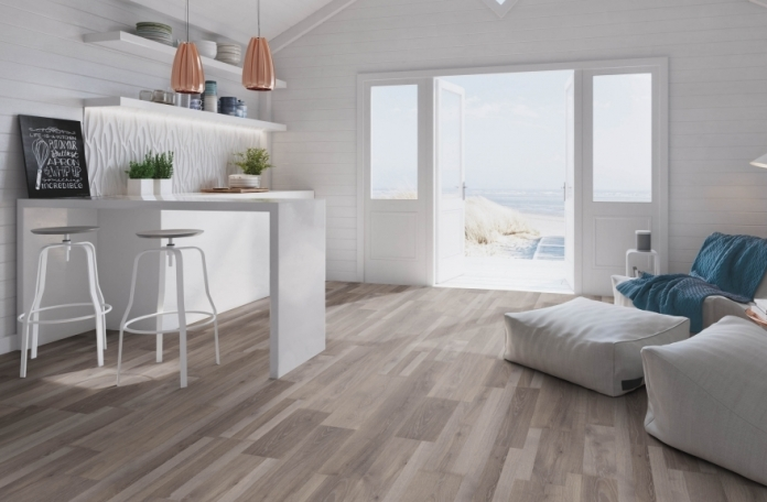 Ламиниран Паркет на Кронотекс, My Floor 8 мм, Серия Lodge (8084)