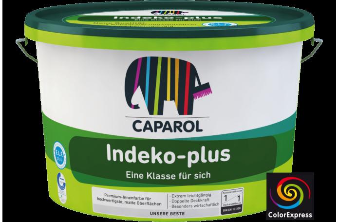 Indeko-plus 5л -  Високопокривна интериорна боя