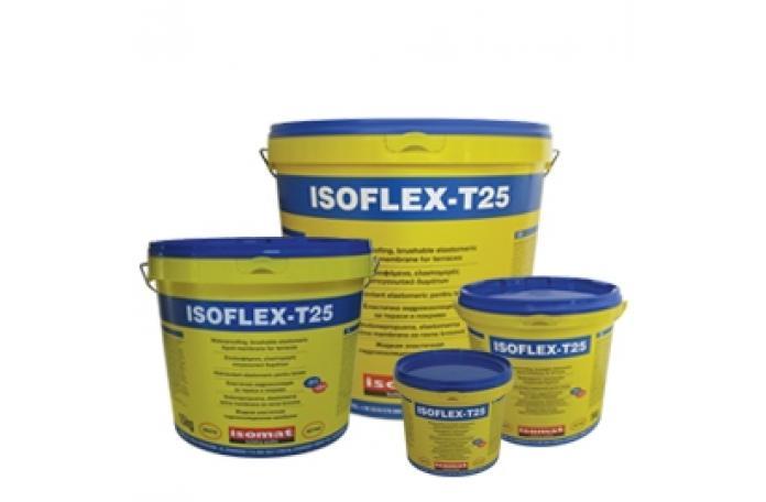 Изофлекс Т-25 - еластична хидроизолация - 1кг